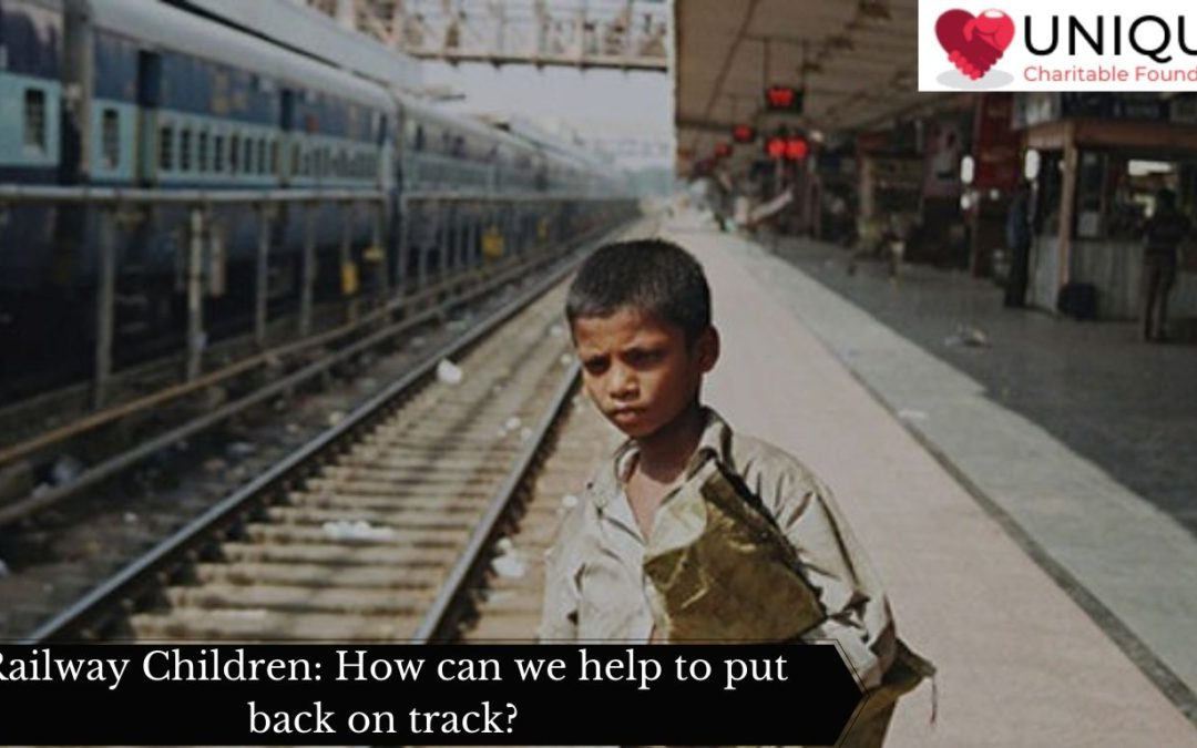 Railway Children: How can we help to put back on track?