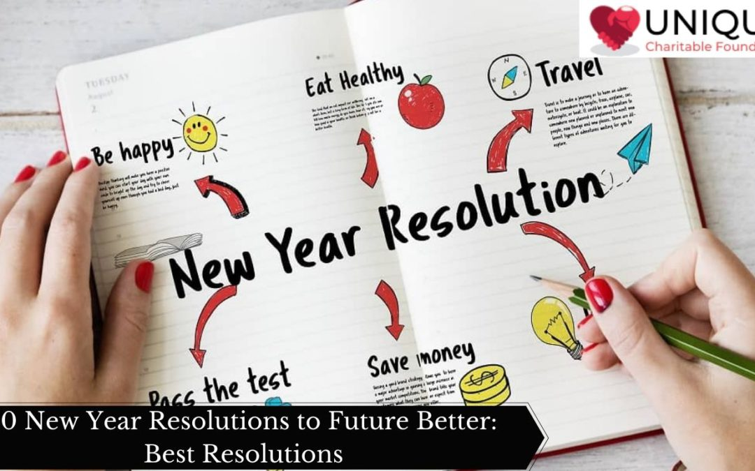 10 New Year Resolutions to Future Better: Best Resolutions