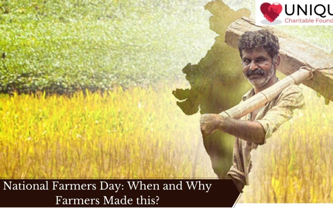 National Farmers Day: When and Why Farmers Made this?
