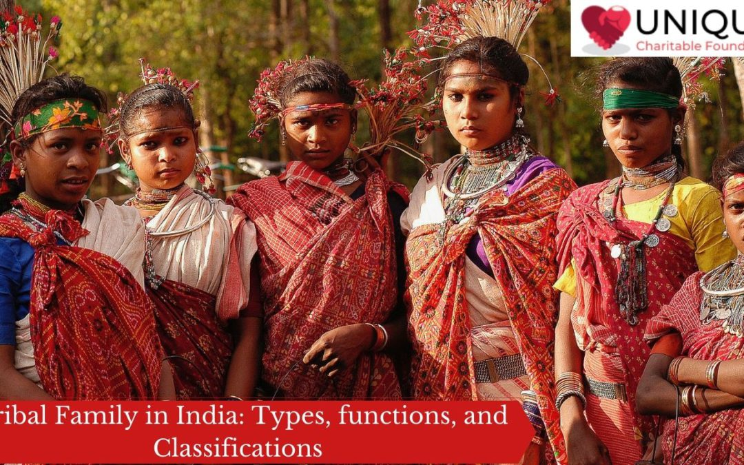 Tribal Family in India: Types, functions, and Classifications